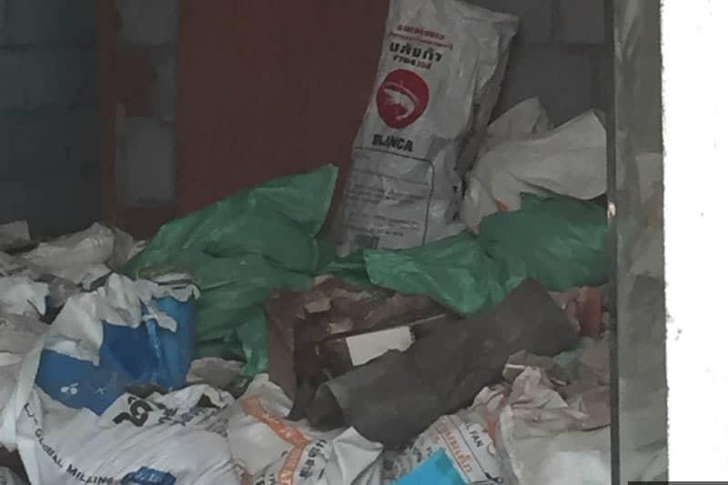 バンコク内装業者がゴミを片付けない理由とは 信じられないトラブル実例