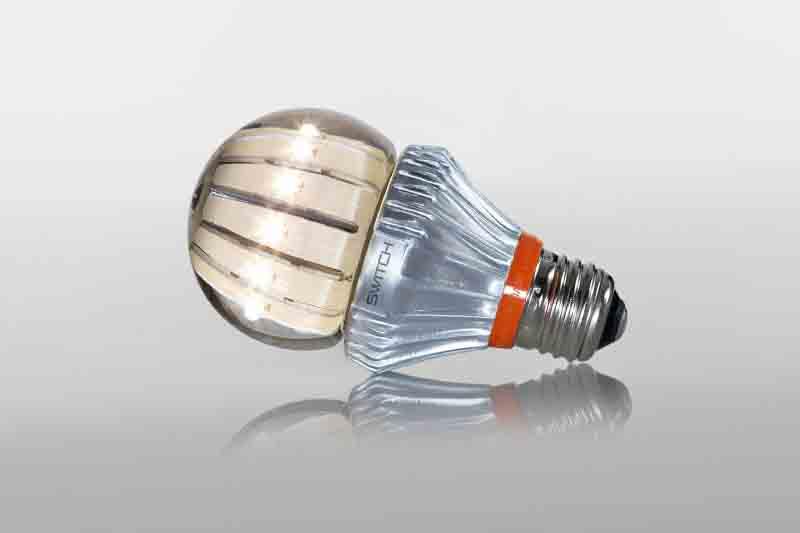 LEDライトで電気代も節約