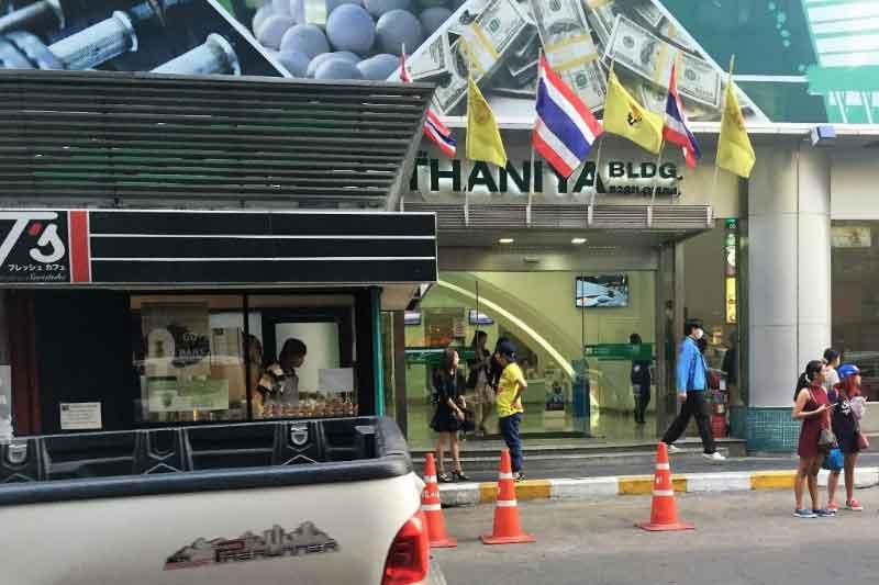 バンコク・タニヤ通りにあるプレハブコンテナ店舗を借りて儲かるのか?