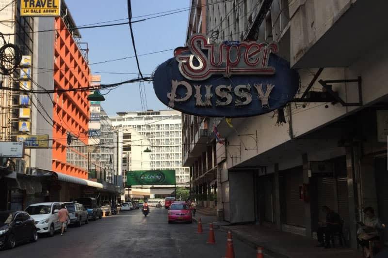 バンコクの一大風俗街パッポン通りを作ったのはパッポンさんと米軍
