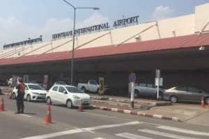 ウドンタニ空港
