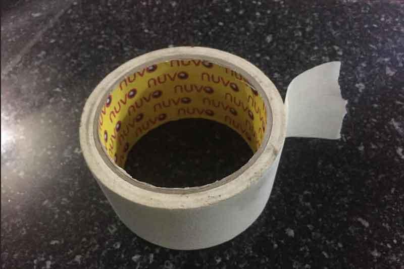 タイの養生テープ