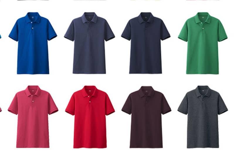 バンコクでオリジナルポロシャツ・Tシャツを格安で刺繍プリント制作