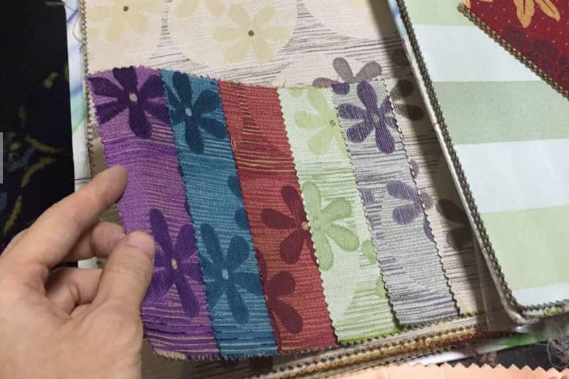 タイでソファ貼り替え修理・中古品リペア業者に依頼するといくらか?