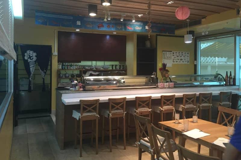 スクンビット・プロンポンエリア寿司居酒屋レストラン居抜き物件情報