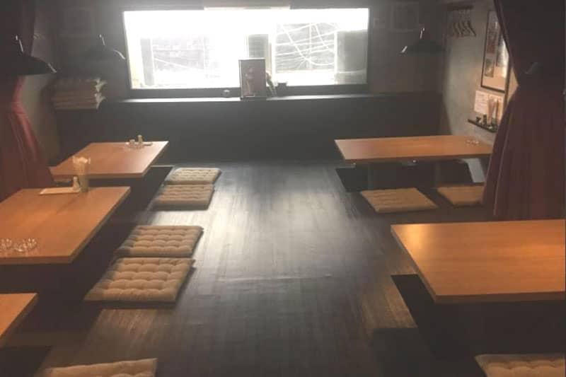スクンビット33居ぬき居酒屋・掘りごたつや個室有り譲渡