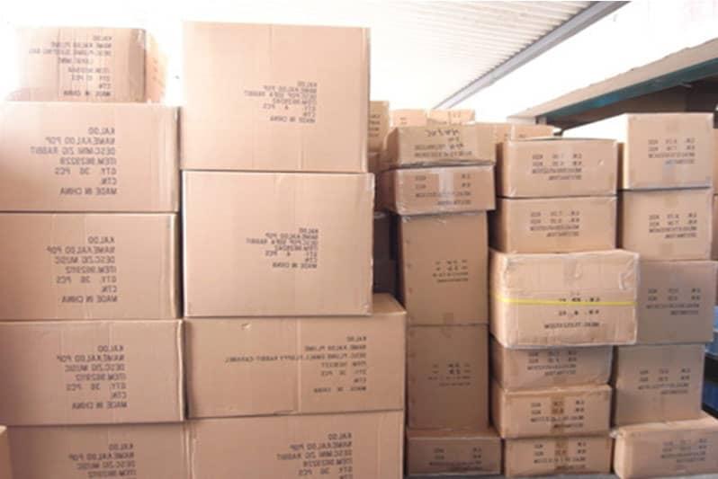 タイ国内拠点として機械商材を保管する用レンタル倉庫を借りた体験談