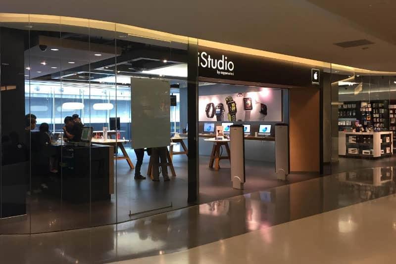 海外タイ格安SIMフリーiPhone7購入iStudioタニヤ近い店舗と価格