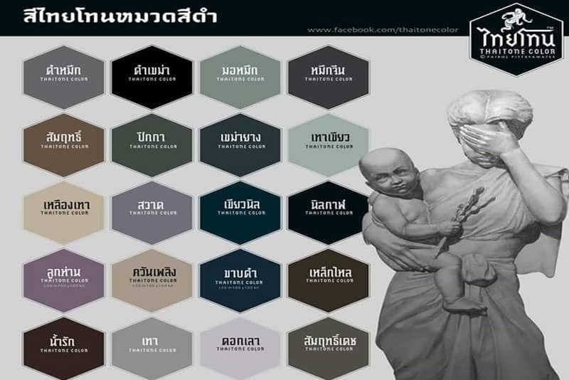 タイ観光出張どんな服装がよい?黒服販売場所と街の様子