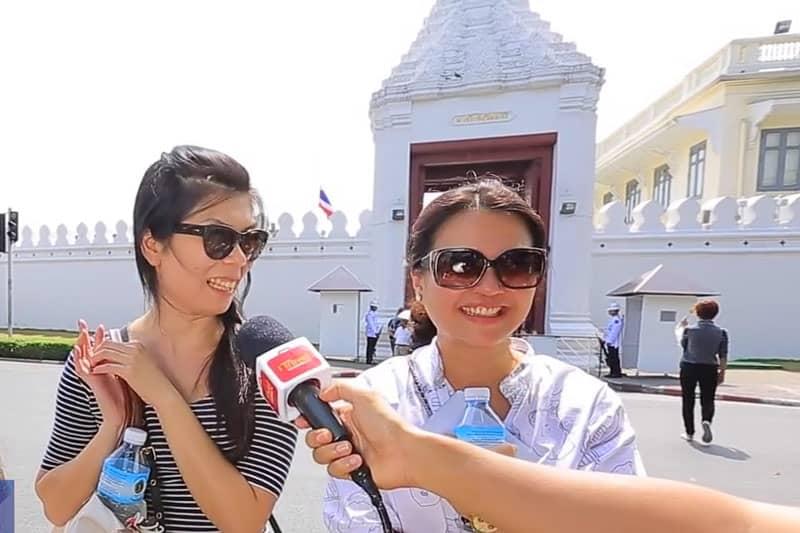 タイ国王服喪期間1か月経過・バンコク観光地や夜遊び歓楽街等の様子