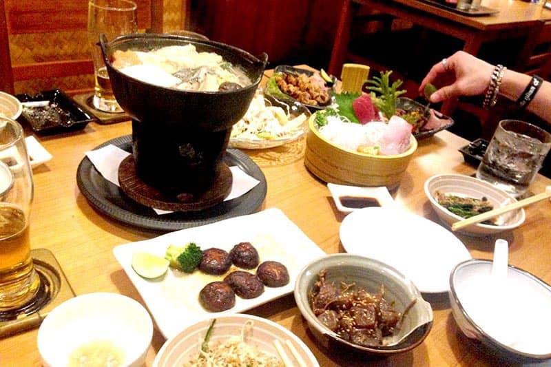 タニヤ通りの居酒屋『魚ふく』は安心して飲める日本人オーナー常駐の店