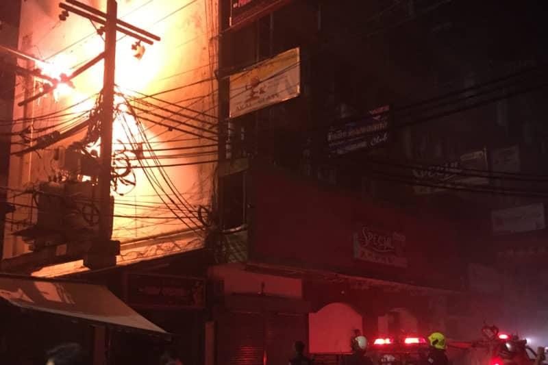 速報・バンコクのタニヤで爆発音後に大停電ニュース・原因と漏電対策