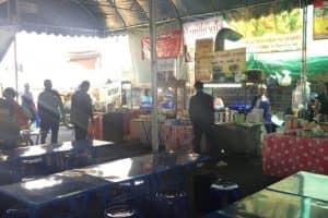 バンコク・タニヤ通りの昼間の観光休憩スポット・喫茶店カフェ情報
