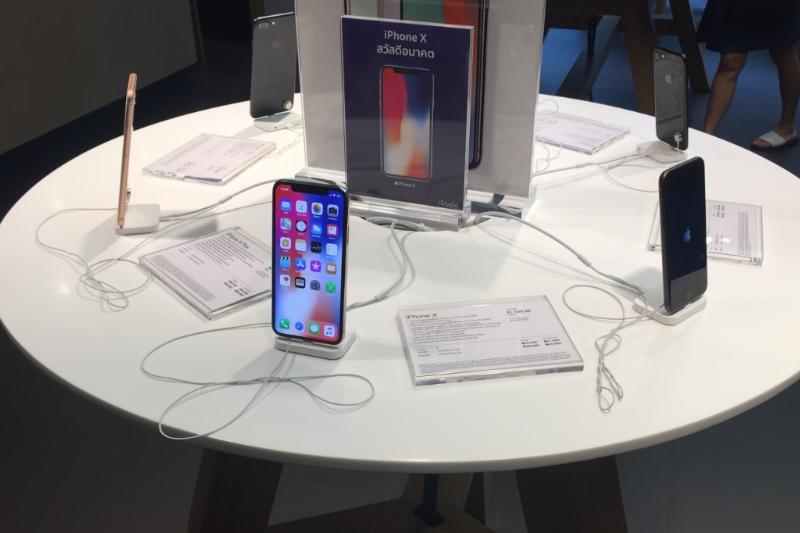 タイバンコクSIMフリーiPhoneX・iPhone8価格表・VAT還付で割引方法