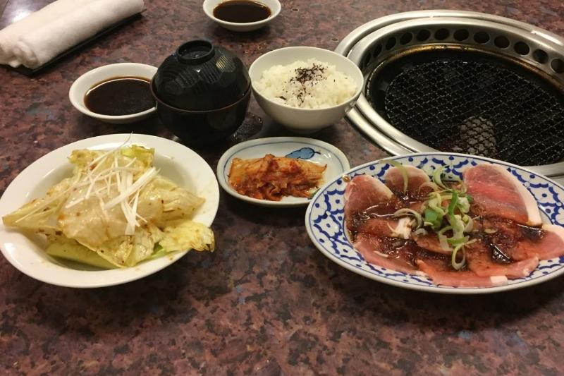 タニヤプラザ「れんが屋」焼肉ランチが格安1000円で!お得な人気店