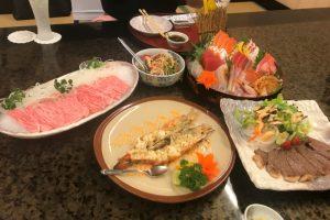 和食「みずこし」パッポン通り向かいで懐かしい味の日本料理を出す店
