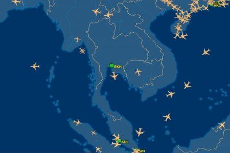 コロナで旅客便タイ入国禁止!各航空会社の直行便復活予定(16日更新)