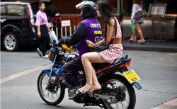 タイ 移動