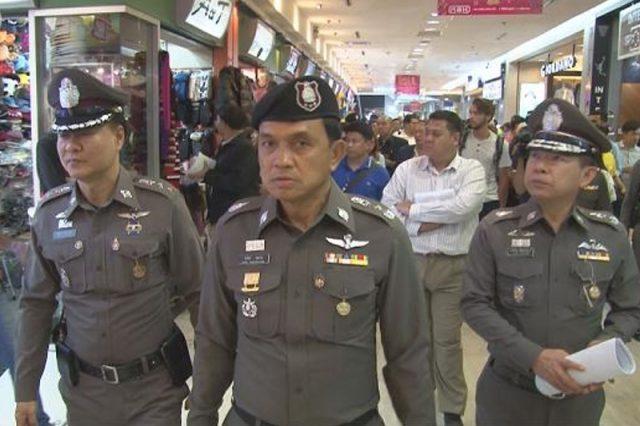 タイ 警察